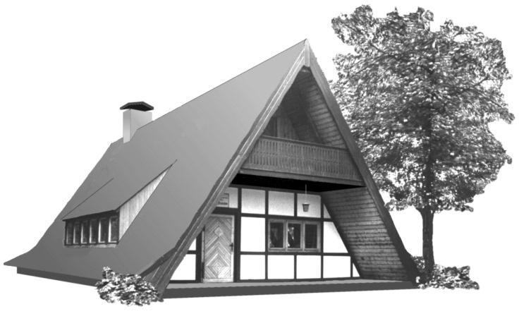 Jäger- und Fischerhütte Wermsdorf
